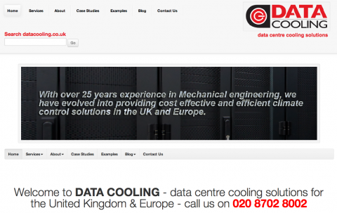 Data Cooling UK
